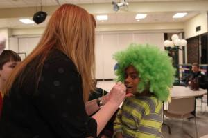 Denise makeup FFFF