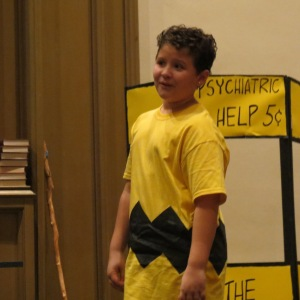 Noah (Playing Charlie Brown)