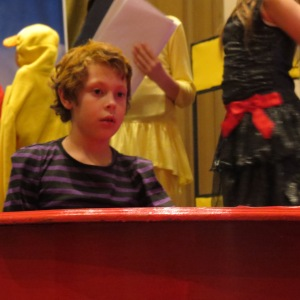 Ryan (Schroeder), at finale (Dress Rehearsal)
