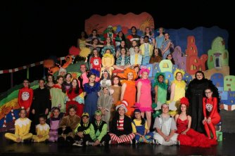 Seussical Cast photo